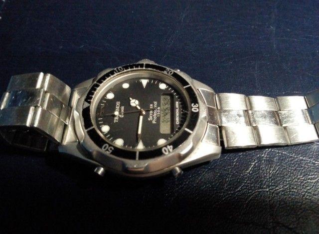 TECHNOS Sky Diver - Relíquia Anos 90 - Foto 4