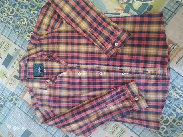 Camisas Levis e Tolloko (preços na descrição) - Foto 3