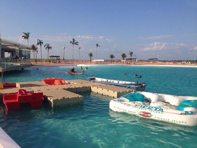 Aluguel-  Brasil Beach  155 m² vista para a lagoa ,3 suítes- Cuiabá MT - Foto 4