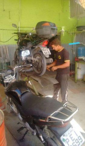 Vendo Loja Moto Peças Completa - Foto 2