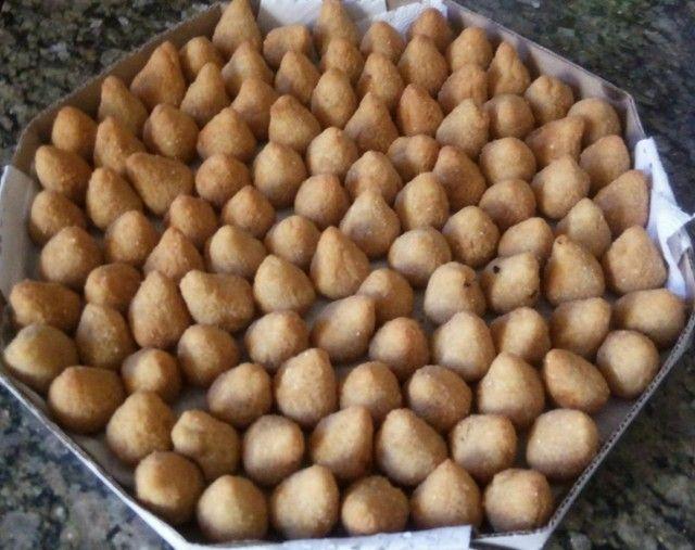 Salgados diversos para festa (Fritos e Congelados) - Foto 3