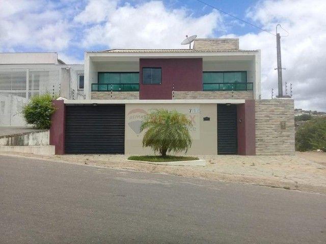 Casa com 4 dormitórios à venda, 200 m² por R$ 750.000,00 - Heliópolis - Garanhuns/PE