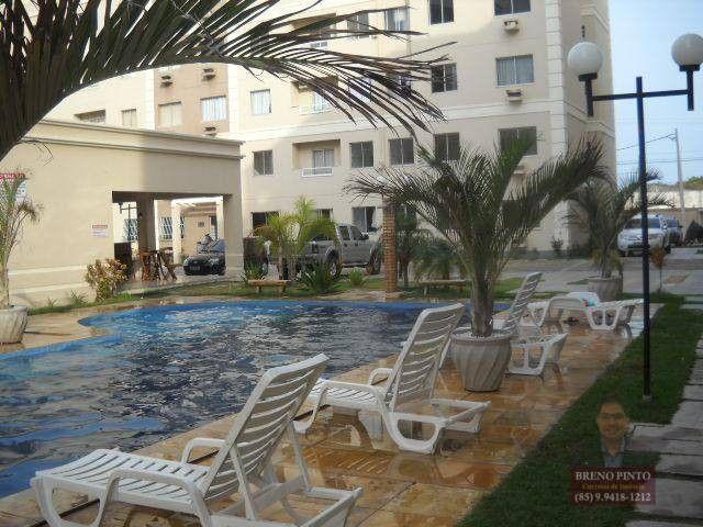 Apartamento no Four Seasons com 2 dormitórios à venda, 55 m² por R$ 250.000 - Cidade 2000  - Foto 11