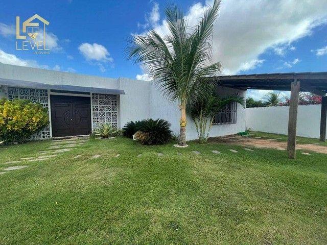 Casa com 3 dormitórios à venda, 910 m² por R$ 850.000,00 - Chácara da Prainha - Aquiraz/CE - Foto 3