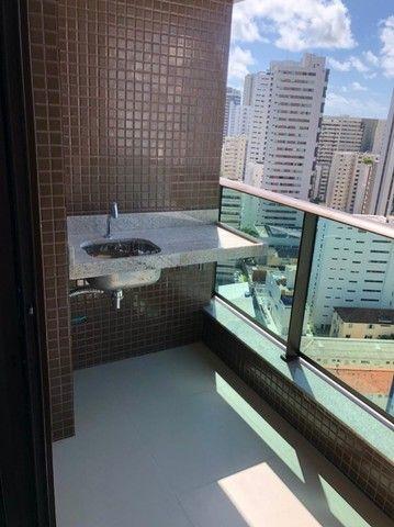 JS- Andar alto Antônio e Julia Lucena - 3 quartos (92m²) em Boa Viagem - 2 Vagas - Foto 9