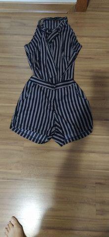 Vendo lote de roupas femininas Tam M ZAP * - Foto 4