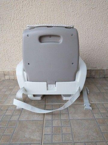 Chicco cadeirinha alimentação portátil Chicco - Foto 4