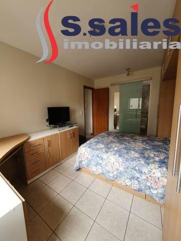 Belíssimo Apartamento Mobilhado em Águas Claras!! - Foto 9