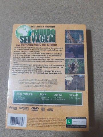 Box O Mundo Selvagem (10 Discos) - Foto 2
