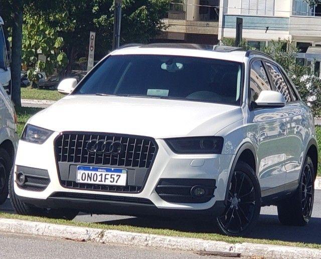 Audi Q3 2014 com Teto Mmi ambient - Foto 11