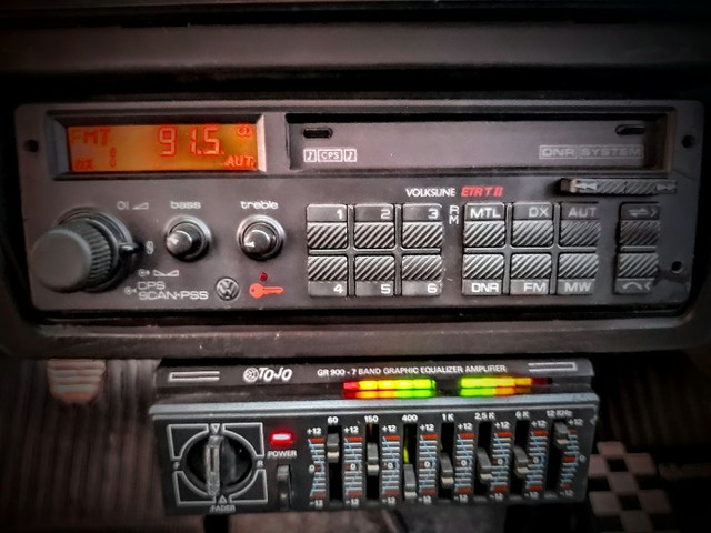 Toca Fitas Volks-Line ETR-2 * Original