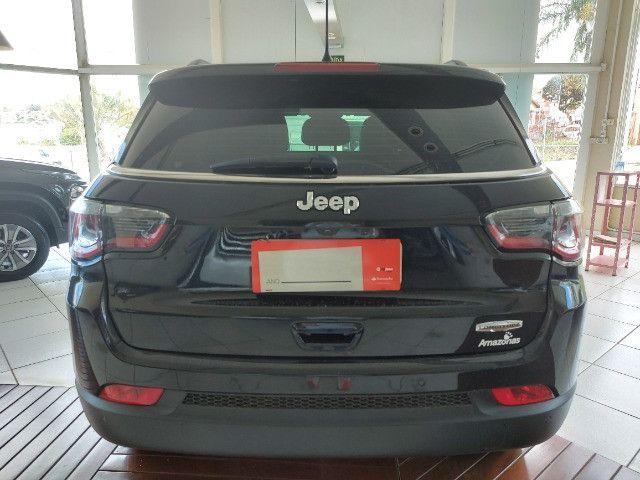 jeep compass, longitude, flex, 2018, com 12.000 km.  - Foto 5