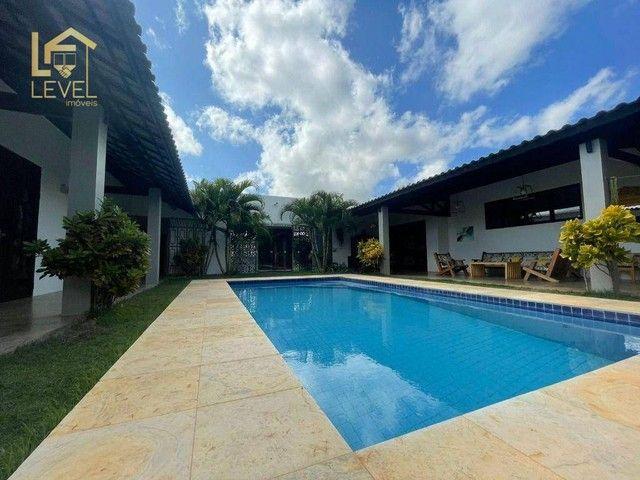 Casa com 3 dormitórios à venda, 910 m² por R$ 850.000,00 - Chácara da Prainha - Aquiraz/CE - Foto 7
