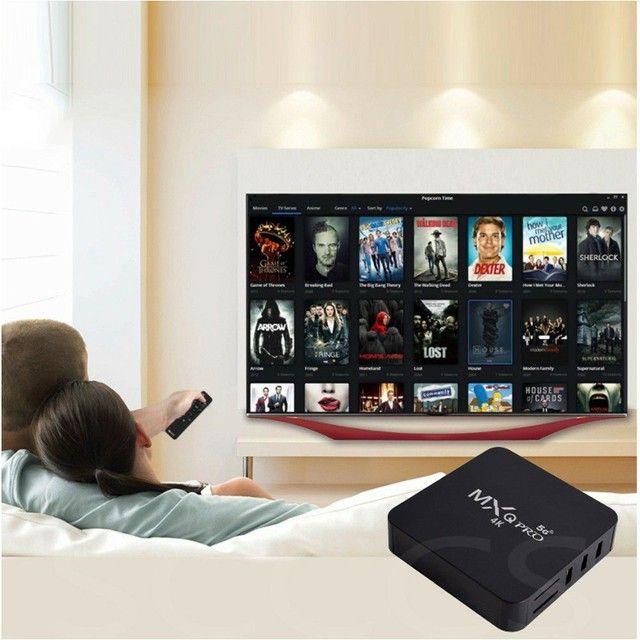 Tv Box MXQ PRO 4k Produto Importado Tv Smart Mais Barata do Brasil Frete Grátis  - Foto 3
