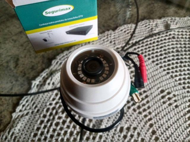 Câmera de Segurança Visão Noturna - Foto 2