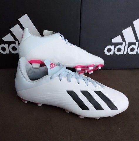 Chuteira Adidas X 19.4 FxG Tam 39 &40 (original / nova) - Foto 2