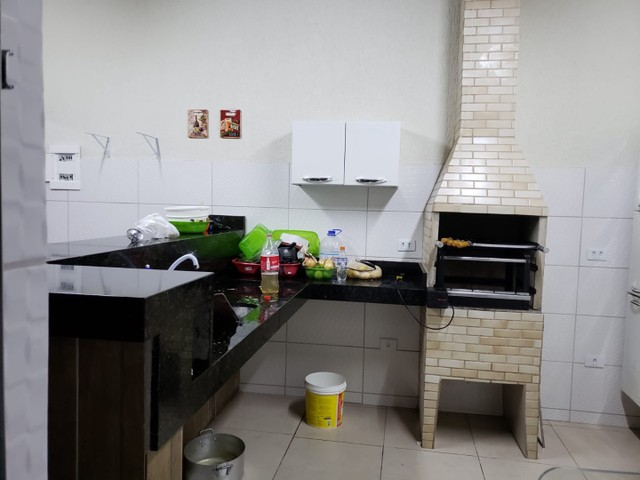 Casa 3/4  c/ piscina toda mobiliada no Residencial Araguaia - Foto 4
