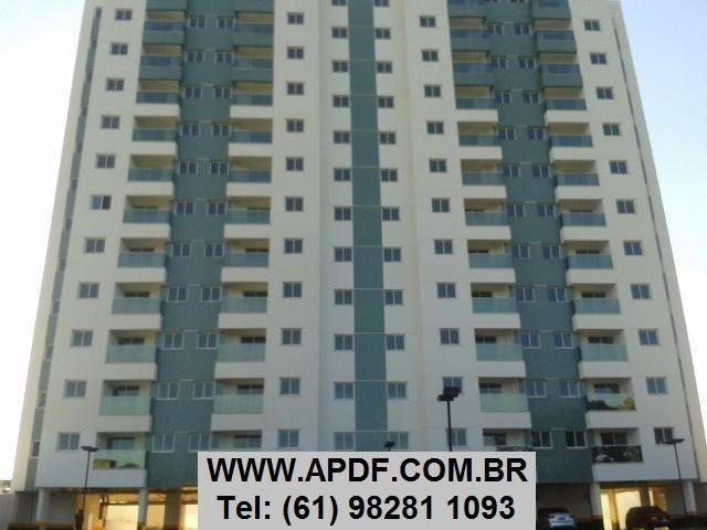 Varandas do Parque - Excelente AP. 02 quartos - Lazer Completo - Taguatinga Sul - (MCMV)