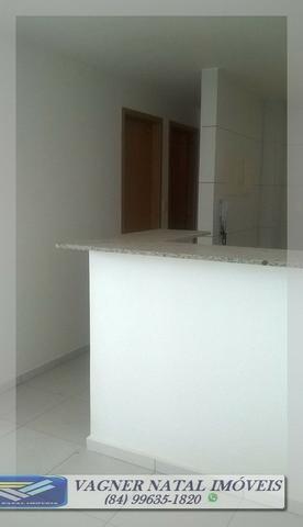 Apartamento Novo no Estrela do Natal 18º Andar Novo 2/4 Uma Suíte