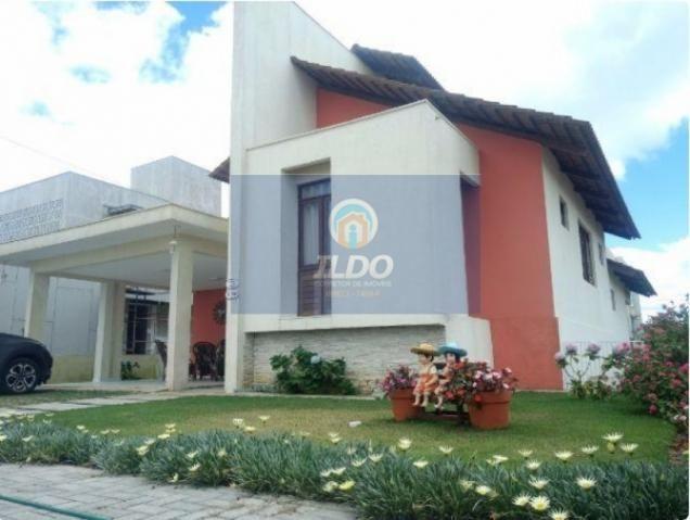 Casa de alto padrão - Condomínio Águas da Serra em Bananeiras