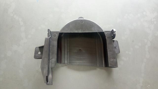 Capa de proteção correia dentada superior C3 1.4 8 V - Foto 2