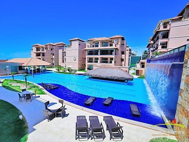 Locação Apartamento 2 Suítes, Bervely Hills Residence Porto das Dunas