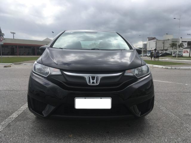 Honda Fit LX AT câmbio CVT 2015 - Foto 3