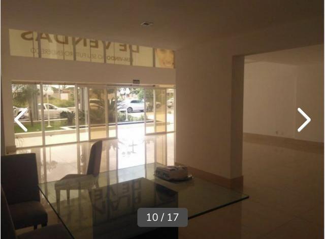 Sala comercial vitrine térrea com 126m2, Ed, Jardim Cuiabá Office, Av. Miguel Sutil - Foto 9