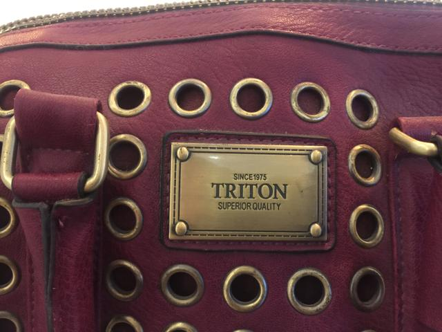 c155a7e7c Bolsa Triton original - Bolsas, malas e mochilas - Recreio Dos ...