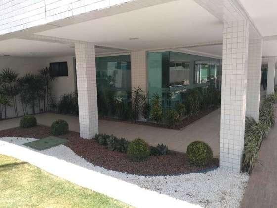 Vendo otimo apartamento com bela vista andar alto sombra 2 vagas cobertas petropolis - Foto 5