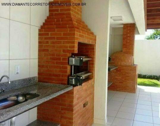 Apartamento à venda com 2 dormitórios em Manguinhos, Serra cod:AP00145 - Foto 2