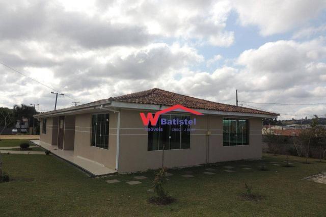 Terreno à venda, 202 m² rua maiorca, 104 - santa terezinha - colombo/pr - Foto 18