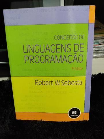Conceitos de linguagens de programação Robert Sebesta