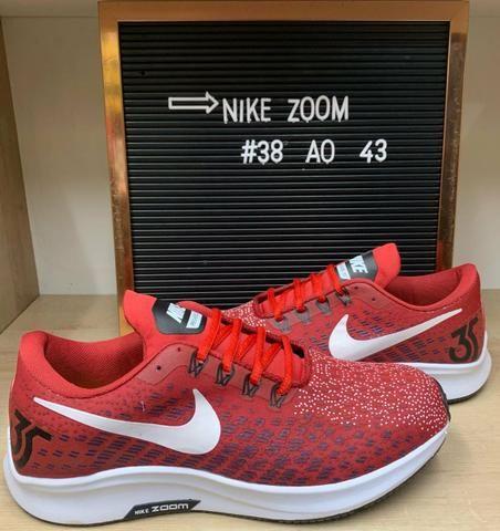 Tênis Nike Zoom ( 6 Modelos Disponíveis ) - 38 ao 43