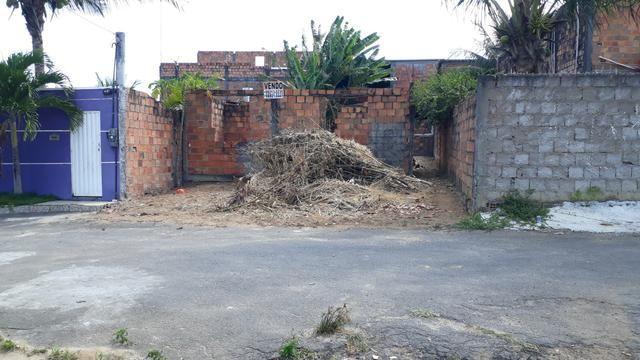 Terreno 100% plano em cajazeiras Boca da Mata