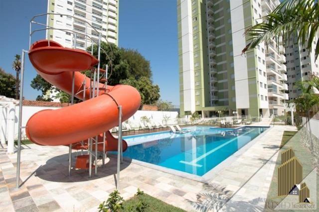 Eco vita ideale - 96 m² - 03 quartos - andar alto - sol da manhã - Foto 20