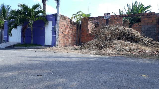 Terreno 100% plano em cajazeiras Boca da Mata - Foto 5