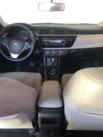 Toyota Corolla Gli Upper 1.8 Flex 16V Aut - Foto 5