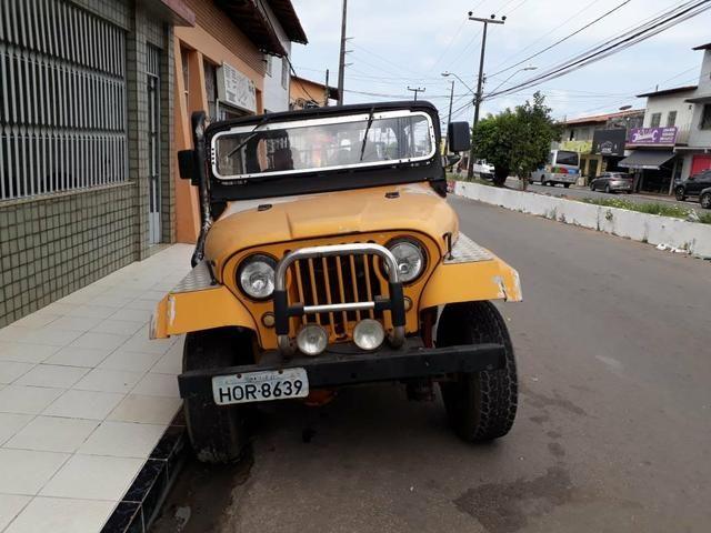 Jeep universal 81 4x4