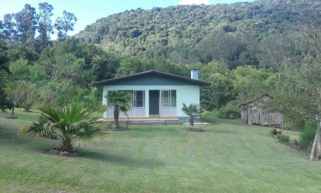 Chácara com casa a 22 km da cidade de Caxias do Sul - Foto 5