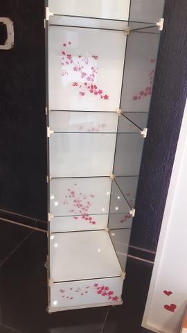 Expositor de vidro - semi novo - Foto 2