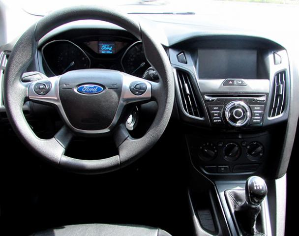 Ford Focus Hatch  S 1.6 16V TiVCT GNV MANUAL - Foto 6