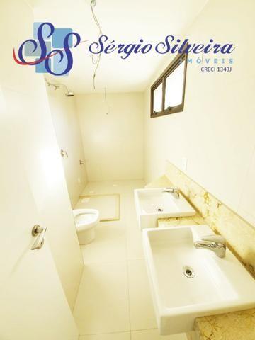 Apartamento na Aldeota alto padrão, 1 por andar e lazer completo Abelardo Pompeu - Foto 8