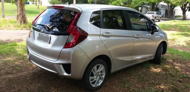 Honda Fit 1.5 CVT Único Dono, Baixa KM - Novíssimo - 2016 - Foto 10