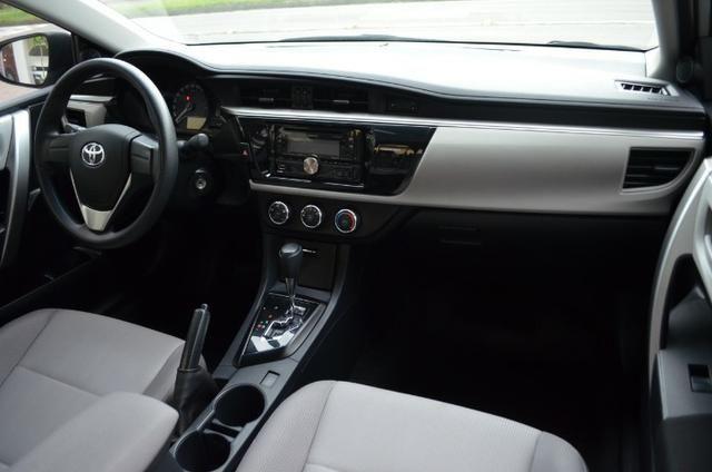 Corolla GLI 1.8 - 44 Mil Km - Prata - Foto 10