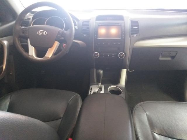 Kia Sorento 2.4 troco e financio aceito carro ou moto maior ou menor valor - Foto 7