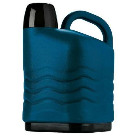 Garrafa Térmica 5 Litros Azul Invicta Ref 8705 - Foto 2