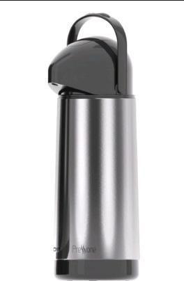 Garrafa Térmica Inox 1,9 Litros Mor Nobile - Foto 3