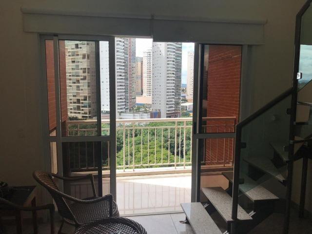 Loft Gyn, 100% mobiliado e decorado, Jd. Goiás