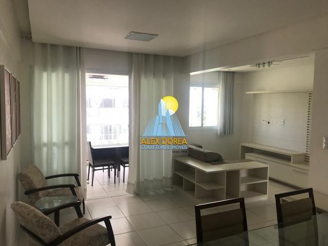 Apartamento de 3 quartos no vista patamares nascente